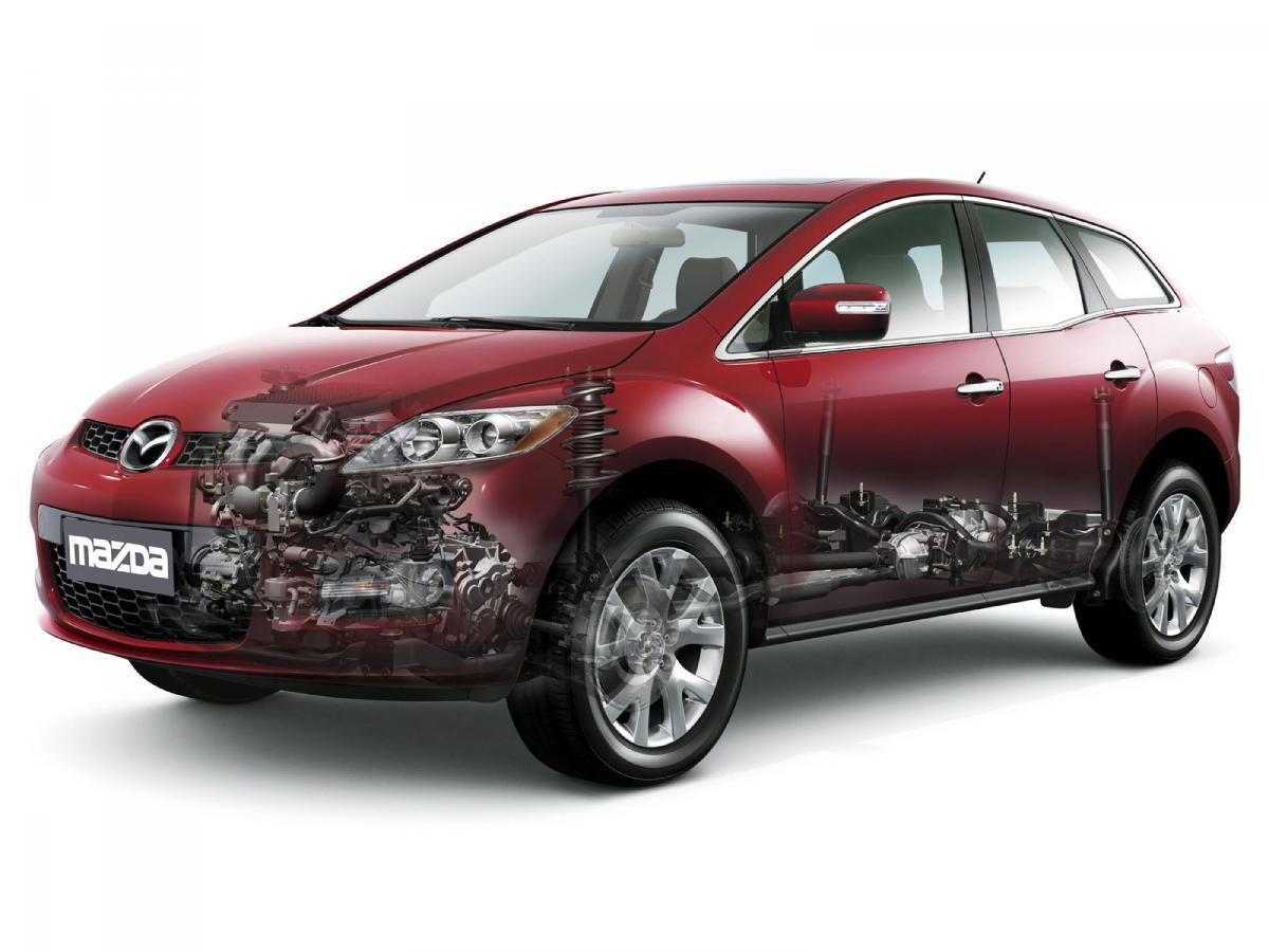 Mazda cx 7 fuel economy